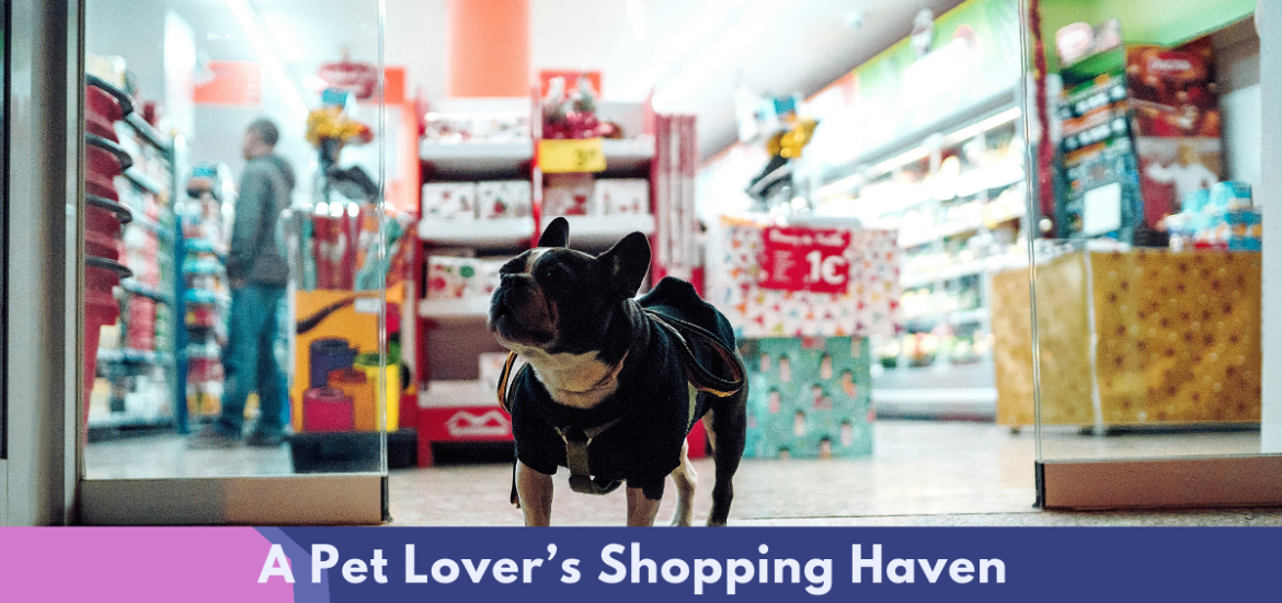 Pet Lover's Shopping Haven
